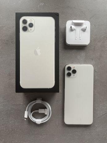 Apple iPhone 11 Pro Max 256 GB kolor Srebrny