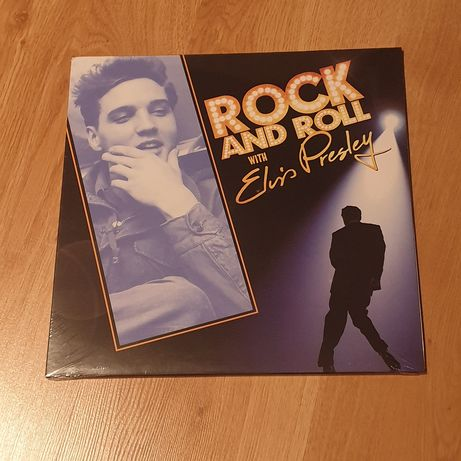 Rock And Roll with Elvis Presley LP vinyl