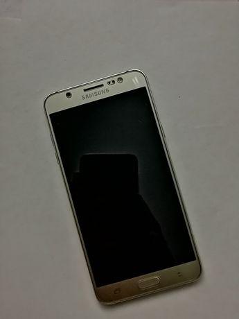 Samsung j7 2016 gold состояние новый, продам.