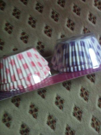 Формы бумажные для кексов La Cucina 100 шт.