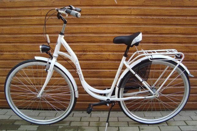 """Rower damski miejski 28"""" Nowy retro 3 biegi Nexus"""