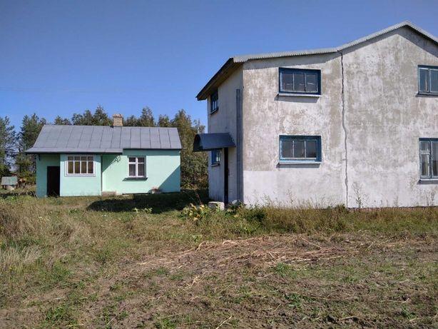 Будинок 35м2 в с.Антополь, 1,5 км від траси Киї-Чоп (на Гориньград)