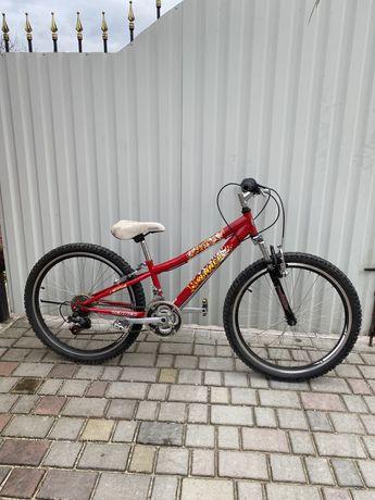 Підлітковий велосипед Candy 24колеса