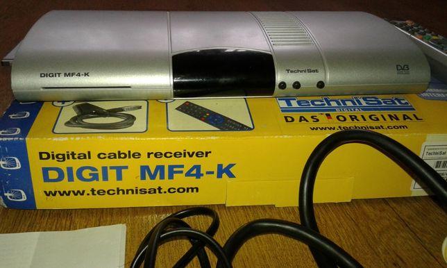 приемник цифровой TechniSat DIGIT MF4-K