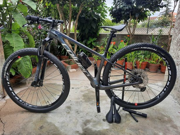 Bicicleta BTT COLUER POISON SL 3.1 Carbono.