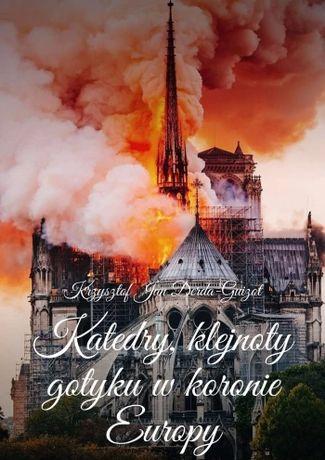 Sprzedam moją książkę Katedry Europy
