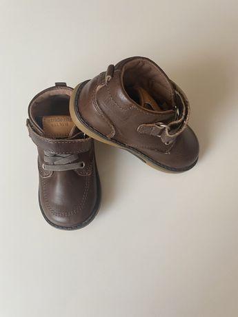 Кожанные ботиночки