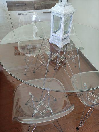 Conjunto de mesa e cadeiras - baixa preço