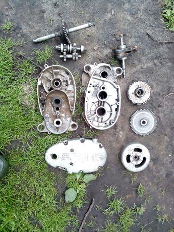 Деталі на мотор ш-57