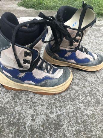 Черевики ботинки для сноуборда