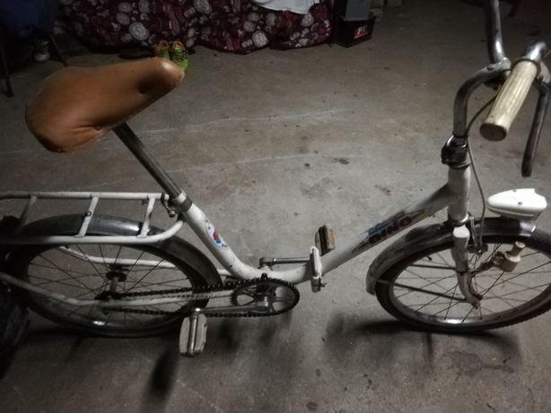 Bicicleta dos anos 70