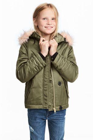 Демисезонная куртка НМ 11-12 лет