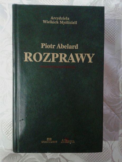 Piotr Abelard Rozprawy