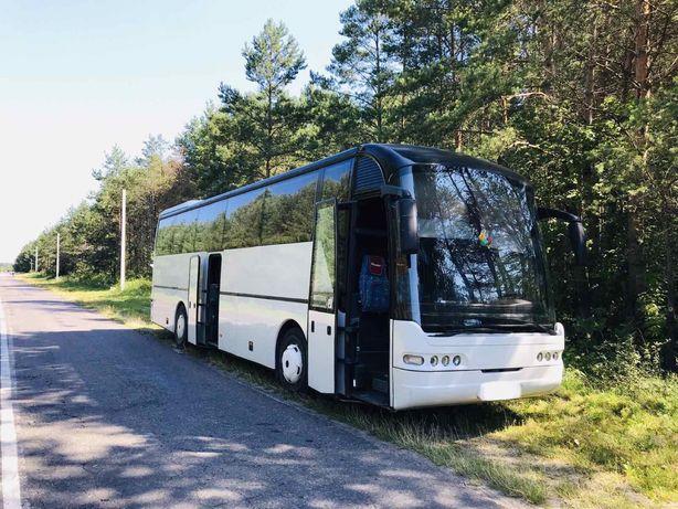 Автобус пасажирські перевезення