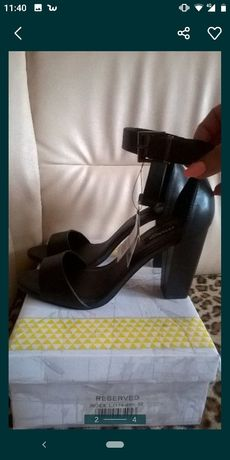 Buty 39 Reserved nowe