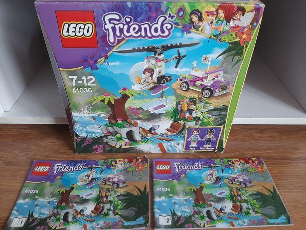 Lego Friends 41036 Na ratunek niedźwiadka