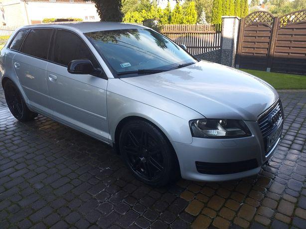 Audi A3 1,9 TDI 105 KM rej 2009r
