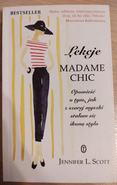 Lekcje Madame Chic - Jennifer L. Scott