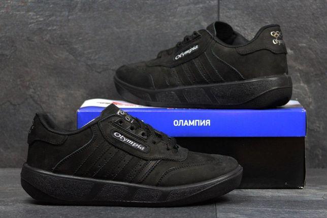 Мужские кроссовки Adidas Olympia ХИТ 90 московские, кросівки чоловічі