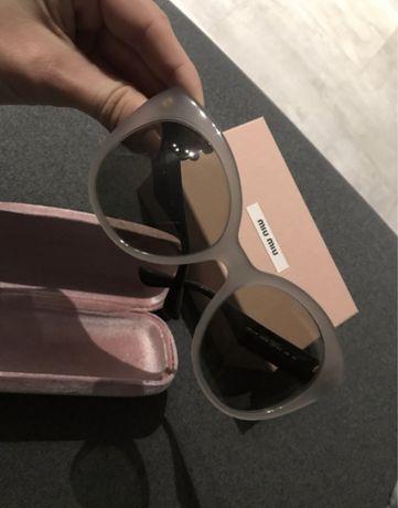 Okulary przeciwsloneczne Miu Miu
