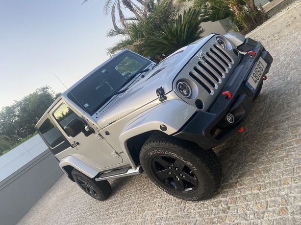 Jeep Wrangler - 73000 Kms
