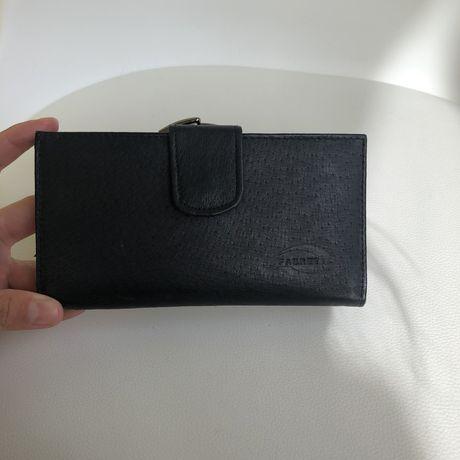 Fabretti італія гаманець кошелёк кожа шкіра
