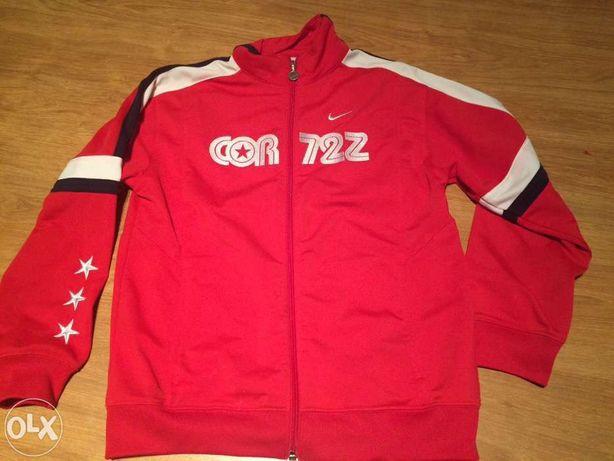Casaco Nike cortez72 tamanho 10/12 anos