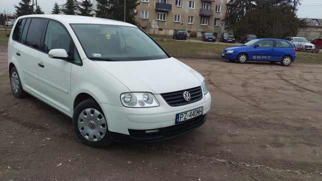 VW Touran 1.9 TDI 90KM 2006r