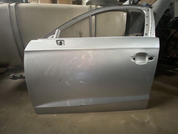 Двері Передні водійські ліві Audi A3 хетчбек 12-15рр.   Дверь Audi A3