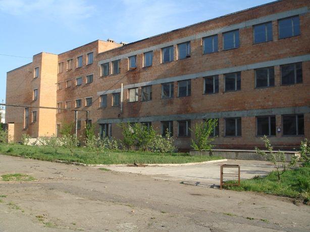Продам виробниче приміщення загальна площа 4303 кв м, 3609 грн за 1 м
