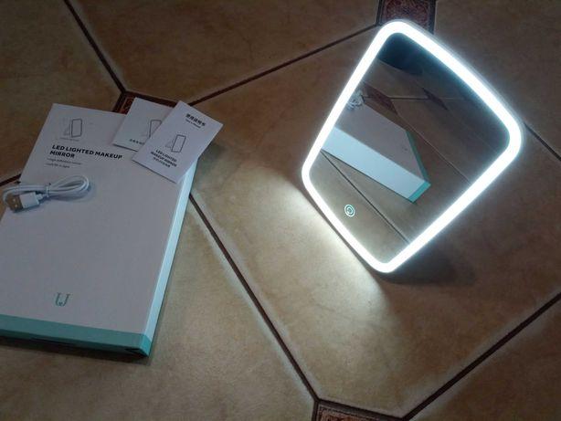 Зеркало Xiaomi Jordan&Judy в белоснежном дизайне