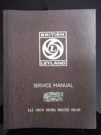 British Leyland - Manual de serviço