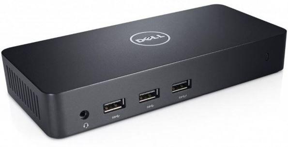 Док-станция Dell Dock D3100 UHD Tripple Video