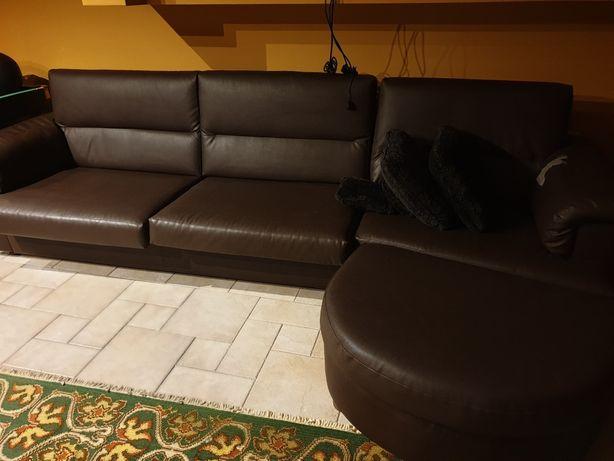 Sofá Cama com chaise lounge