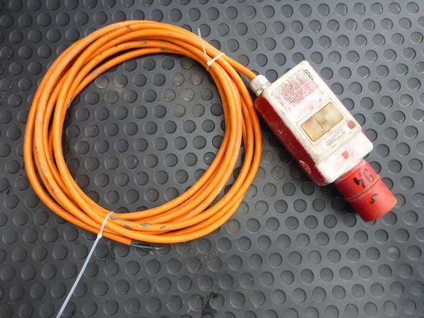 Kabel siłowy 9,5 metra wtyka ochrony silnika