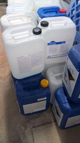 Bidons de plásticos 20  litros