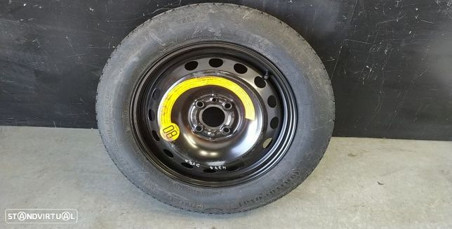 Pneu Sobresselente Fiat Stilo (192_)
