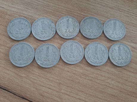 Monety 1 zł 1974