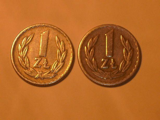 1 złoty 1965, 1 złoty 1966