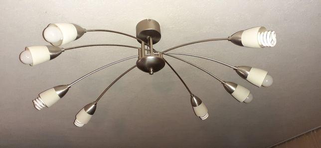 Żyrandol Lampa Żarówki E14