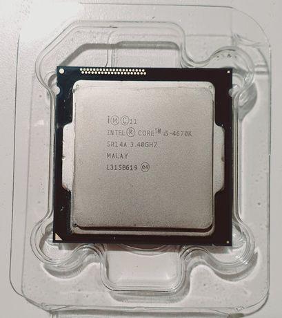 Procesor Intel i5 4670k