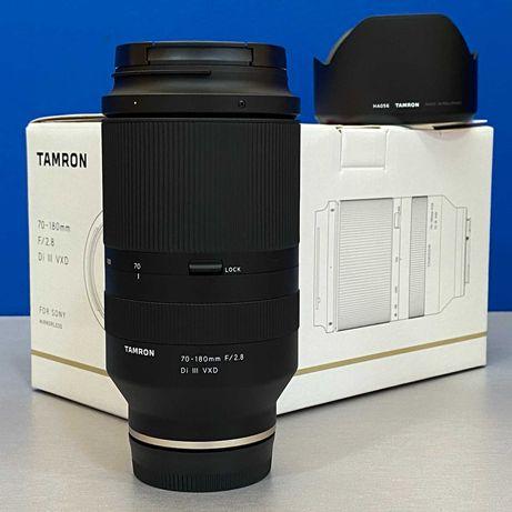 Tamron 70-180mm f/2.8 Di III VXD (Sony FE) - NOVA- 5 ANOS DE GARANTIA