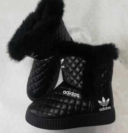 Nowe buty zimowe rozmiar 37