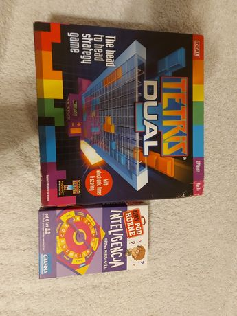 Tetris dual + panstwa miasta
