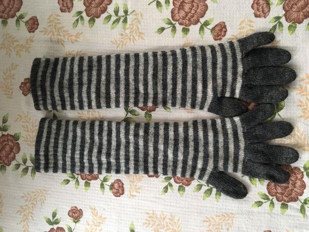 Мягкие модные перчатки