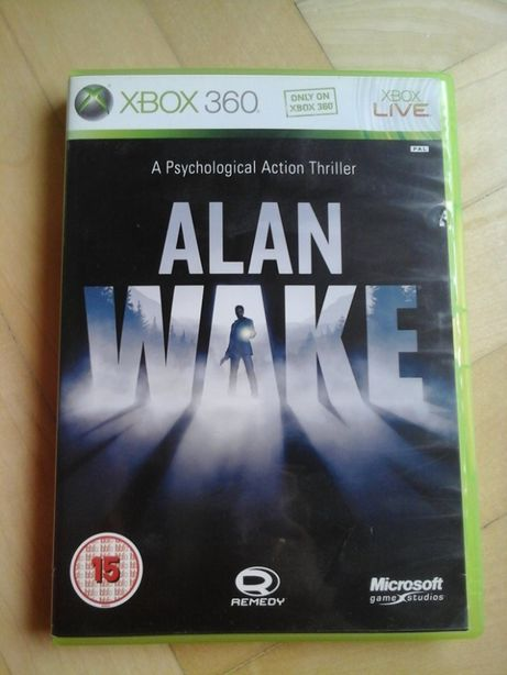 Alan Wake X360