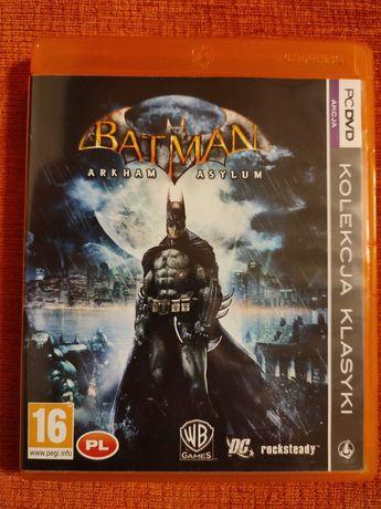 Gra Batman Arkham Asylum