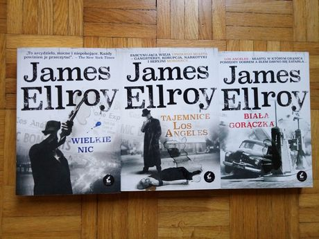 Kwartet Los Angeles, James Ellroy