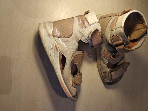 Дитяче взуття ортопедичне