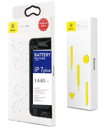АКБ Батарея Аккумулятор Baseus для iPhone 5s/6/6s/7/8/plus/+/ Plus